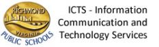 Information, Communication and Technology Services Logo